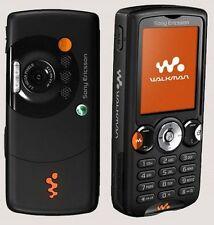 BLACK SONY ERICSSON WALKMAN W200a GSM WALKMAN BAR CELL PHONE ROGERS CHATR MP4