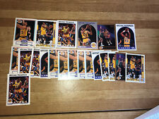 Mychal Thompson Lot of 21 Lakers 6 Different Cards Base