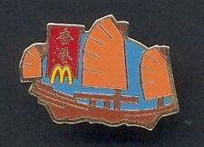 Pin's - Mac Donalds - Asie