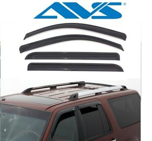 AVS Rain Guards tape on Window 92-99 FOR Suburban Escalade  Yukon 2500 3500