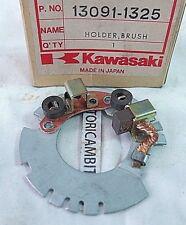 KAWASAKI GPZ900 R NINJA 84 86 PLATE HOLDER BRUSH STARTER MOTOR 13091-1325