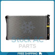 NEW Radiator for Buick / Cadillac / Chevrolet / GMC / Oldsmobile / Pontiac