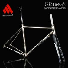 AM CLR6200 Reynolds 520 Steel Road Frameset 53cm