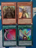 Guardian Dreadscythe + Eatos + Reaper Scythe + Celestial Sword - HOLOS YuGiOh