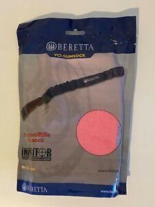 Beretta GUN SOCK VCI PINK 1 piece for Shotgun SFOU65001P - Brand New/UK Seller