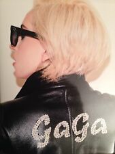 Lady Gaga By Terry Richardson. Book