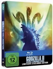 """GODZILLA II - KING OF THE MONSTERS"" - Fantasy - ltd BLU RAY STEELBOOK - neu/OVP"