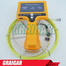 Sewer Survey Inspection Camera System Video Recording Picture Snap 710D-SCJ