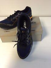 ASICS Memuro 2 Laufschuhe Schuhe Sportschuhe Blau Schwarz Gr. 44 AR