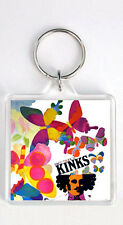 THE KINKS - FACE TO FACE LP COVER KEYRING LLAVERO