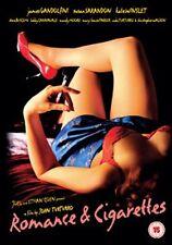 Romance And Cigarettes [DVD] James Gandolfini, Susan Sarandon New and Sealed