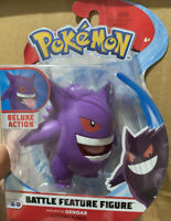 POKEMON Battle FIgure Feature Gengar  Deluxe Action Collection