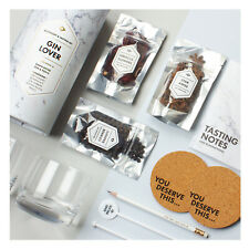 Gin Lover Accessory & Tasting Set