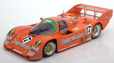 Minichamps Porsche 962C Jagermeister 1000km Spa 1986 Boutsen/Jelinski #17 1/18