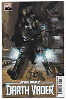 Star Wars Darth Vader #7 2021 Unread 2nd Print Variant Cover Marvel Comic Book