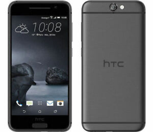 HTC One A9-32GB-Carbon gray(SPRINT-CLEAN ESN)VERY GOOD CONDITION-W/WARRANTY