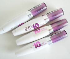 Maybelline SuperStay 10 Hr Lip Stain Gloss. LUXURIOUS LILAC #160