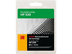 Kodak Ink not Original HP No. 339 Black For Deskjet 5740 5940 6520 6540