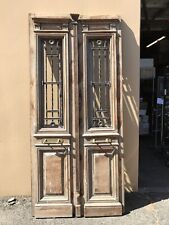Old Rustic Doors European Doors With Iron 44�x94� original casing