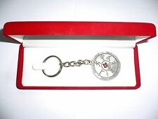 1996 Olympic Games ATLANTA CANADIAN OLYMPIC TEAM ORIGINAL NOC Keychain in case