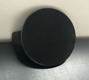 TOYOTA AURIS FRONT Tow Eye Hook Hole Cover Trim BLACK 52127-02200