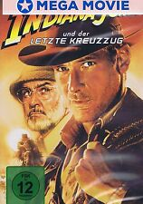 DVD NEU/OVP - Indiana Jones und der letzte Kreuzzug - Harrison Ford