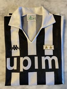 Shirt Home Juventus Season 88/89 (NO IMITAZIONE) • #11