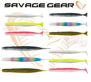 Savage Gear GRAVITY STICK SERIES 6Pcs 14cm 15g Pintail Pulsetail Paddletail MIX