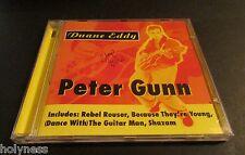 DUANE EDDY / PETER GUNN / CD / PLAY TESTED