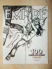 EMPIRE FILM MAGAZINE No 314 AUGUST 2015 LIMITED EDITION COVER INDIANA JONES