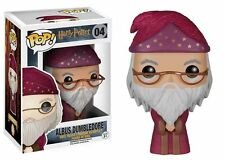 "HARRY POTTER ALBUS DUMBLEDORE 3.75"" POP VINYL FIGURE FUNKO BRAND NEW GREAT GIFT"