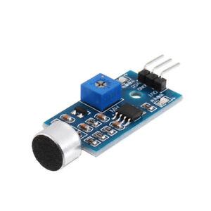 Microphone Sensor High Sensitivity Sound Detect Voice Switch Module For Arduino