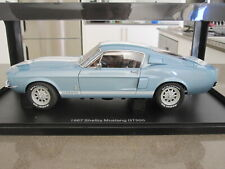 New Listing1:18 Autoart 72907 1967 Ford Mustang Shelby Gt500 *New*