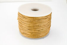 Natural 0.5mm Cotton Cord #CDT012