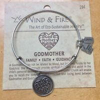 Wind and Fire Cheerleader Bracelet Russian Silver Expandable