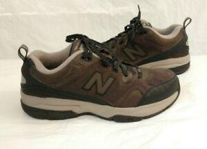 New Balance MX609V2O Men's 10.5 4E Brown Black Beige Athletic Shoes