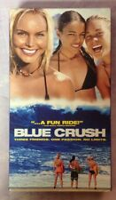 BLUE CRUSH,  KATE BOSWORTH, MICHELLE RODRIQUEZ, VHS