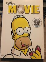 The Simpsons Movie (DVD, 2007, Full screen) W/SLIPCOVER✅ Very Good