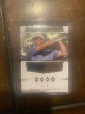 2021 upper deck golf cards. Bryson DeChambeau Black Diamond
