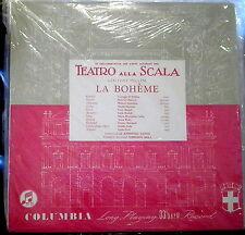 Puccini/Stefano/Callas/Votto    La Boheme  2 lps    Columbia