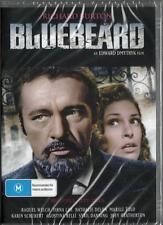BLUEBEARD - RICHARD BURTON - NEW DVD - FREE LOCAL POST