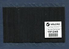 "12"" X 4"" BLACK ADHESIVE VELCRO Brand USAF NAVY USMC Squadron Flight Jacket Patch"