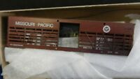Roundhouse MDC HO Missouri Pacific Old Time 36' Stock Car Kit, NIB