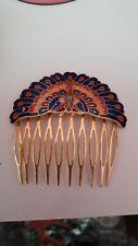 Hair jewellery comb