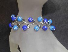 Handgefertigte Modeschmuck-Armbänder im Shamballa-Stil für Damen