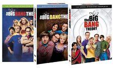 THE BIG BANG THEORY STAGIONI 7, 8, 9 (9 DVD) COFANETTI SERIE TV WARNER VIDEO