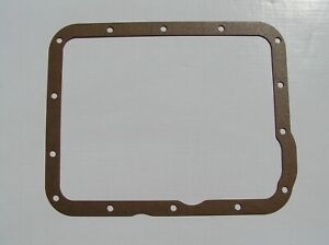 Large Case Ford Lincoln Mercury Transmission Oil Pan Gasket 1958-1960