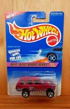 HOT WHEELS 1997 BIFF! BAM! BOOM! SERIES #3 of 4 RANGE ROVER (A+/A-)