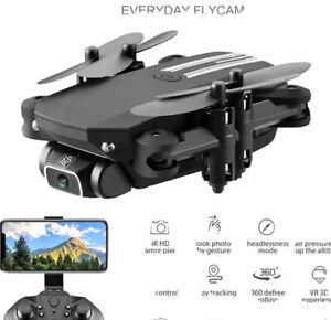 XKJ 2020 New Mini Drone 4K HD camera WIFI fpv