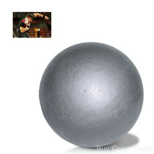 Nelco Competition Shot Put 8 pound Lbs 4k Ball Heavy Sports